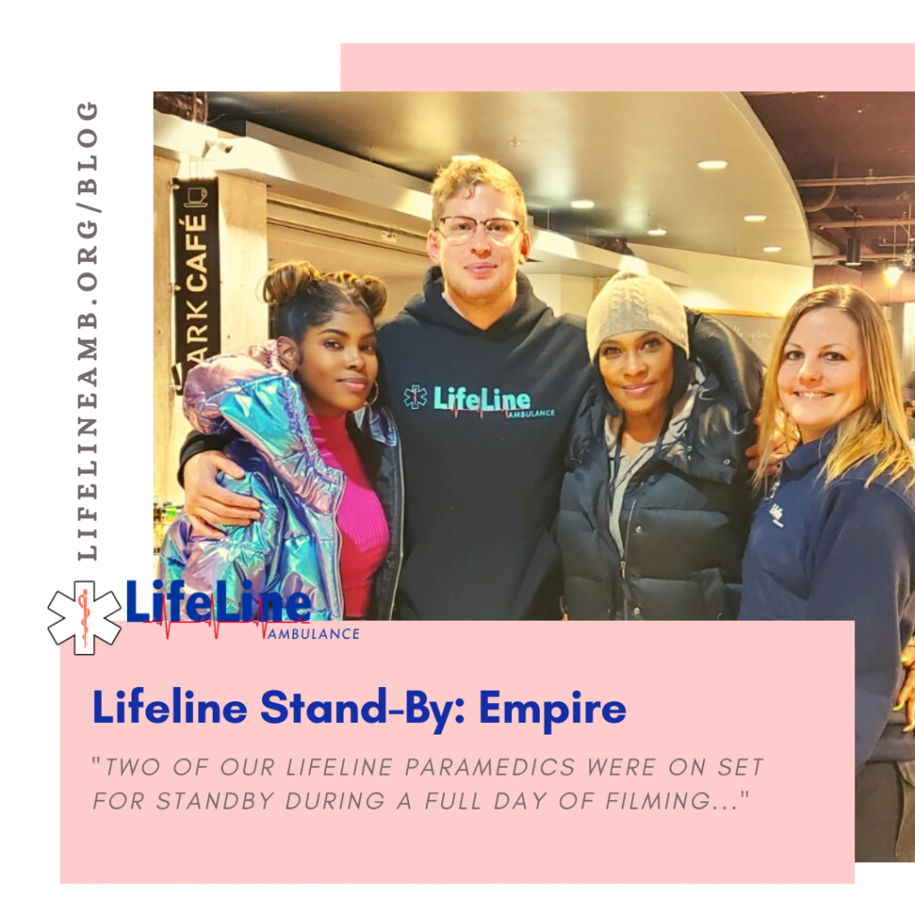 Lifeline Stand-By: Empire